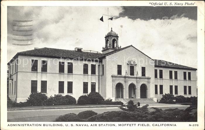 Moffett Field Naval Air Station