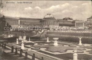 Bruxelles Bruessel Jardin Botanique Kat.