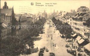 Anvers Antwerpen Avenue de Keyser Kat.