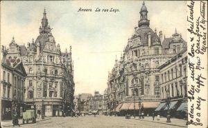 Anvers Antwerpen Rue Leys Kat.