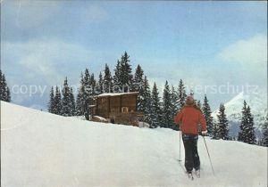 Conters Praettigau Basler CVJM Ferienhaus Duranna / Conters Praettigau /Bz. Praettigau-Davos