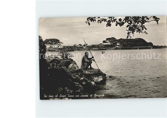 Gorgora In riva al Lago Tana