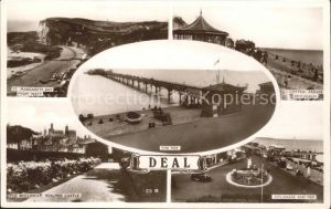 Deal Kent St Margarets Bay Parade Beach Broadway Walmer Castle Esplanade Pier Excel Series