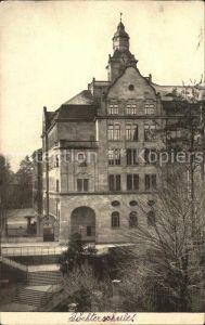 Basel BS Zur Centenarfeier Der Toechterschule Kat. Basel