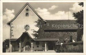 Luzern LU Kapuzinerkirche Wesemlin / Luzern /Bz. Luzern City