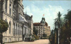 Luzern LU Kursaal Palace-Hotel / Luzern /Bz. Luzern City