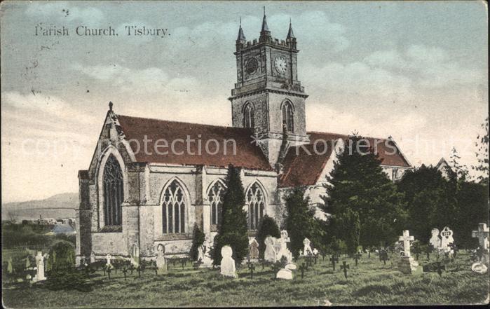 Tisbury Parish Church Cemetery