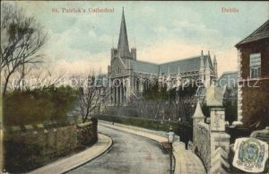 Dublin Ireland St Patrick's Cathedral / United Kingdom /