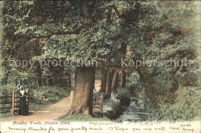 Newton Abbot Bradley Woods