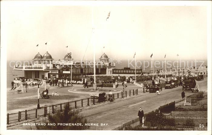 Herne Bay Bandstand and Promenade / City of Canterbury /