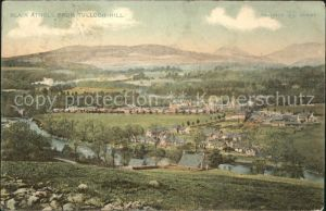 Blair Atholl Panorama view from Tulloch Hill Kat. Perth & Kinross