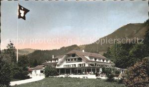Lac Noir Schwarzsee FR Hotel Gypsera