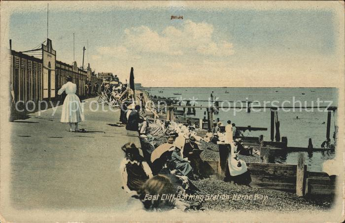 Herne Bay East Cliff Bathing Station / City of Canterbury /