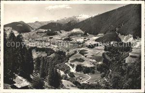 Disentis GR Panorama Kat. Disentis
