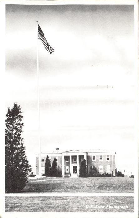 New Jersey Headquarters Building Fort Dix Kat. United States
