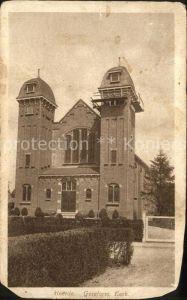 Heerde Gelderland Gereform Kerk Kat.