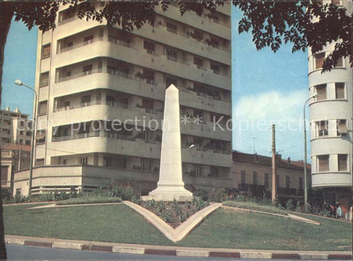 Constantine Place de la Breche Kat. Algerien