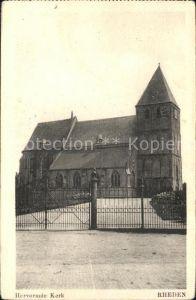 Rheden Gelderland Kerk