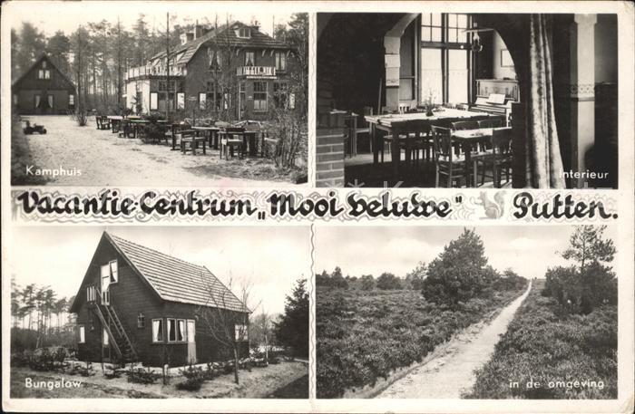 Putten Gelderland Vacantie Centrum Mooi Veluwe Kamhuis Interieur ...