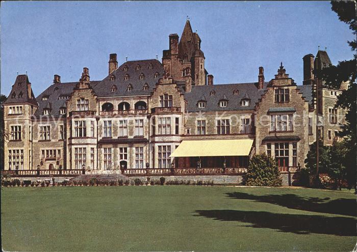 Kronberg Taunus Schlosshotel Kronberg Terrassenseite / Kronberg im Taunus /Hochtaunuskreis LKR