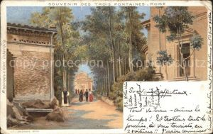 Rom Roma Abbaye des Trois Fontaines /  /Rom