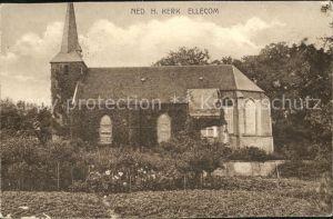 Ellecom Kerk / Niederlande /