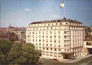 Geneve GE Hotel Cornavin Kat. Geneve