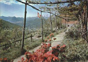 Treggia Tesserete Pension Villa Barnabo / Tesserete /Bz. Lugano
