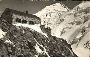 Loetschenhuette Hollandia Aletschhorn / Kippel /Bz. Raron