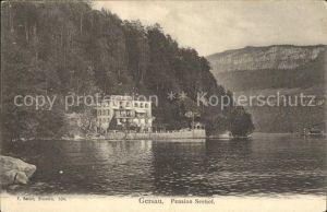 Gersau Vierwaldstaettersee Pension Seehof /  /