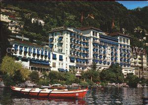 Territet Montreux Hotel Excelsior / Montreux /Bz. Vevey