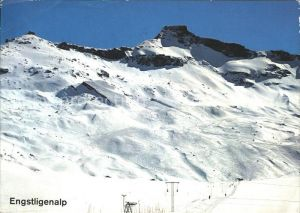 Adelboden Skigebiet Engstligenalp Kat. Adelboden