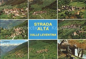 Val Leventina Osco Campello Calonico Anzione Cavagnago Sobrio Kat.