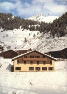 Segnes Disentis GR Ferienlager Alpina  / Disentis /Bz. Surselva