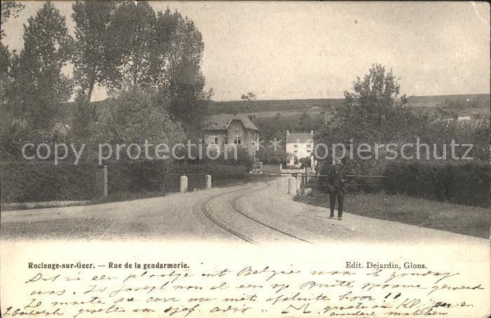 Roclenge-sur-Geer Rue de la Gendarmerie /  /