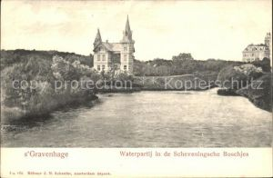 s-Gravenhage Waterpartij Scheveningsche Boschjes / Niederlande /Niederlande