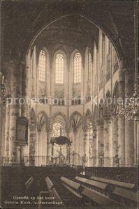 s-Gravenhage Koor Groote Kerk / Niederlande /Niederlande