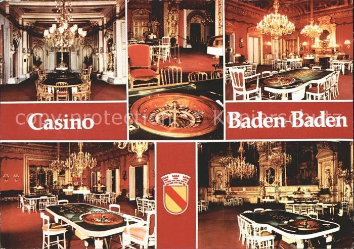 Baden Baden Casino Roulette Kat. Baden Baden