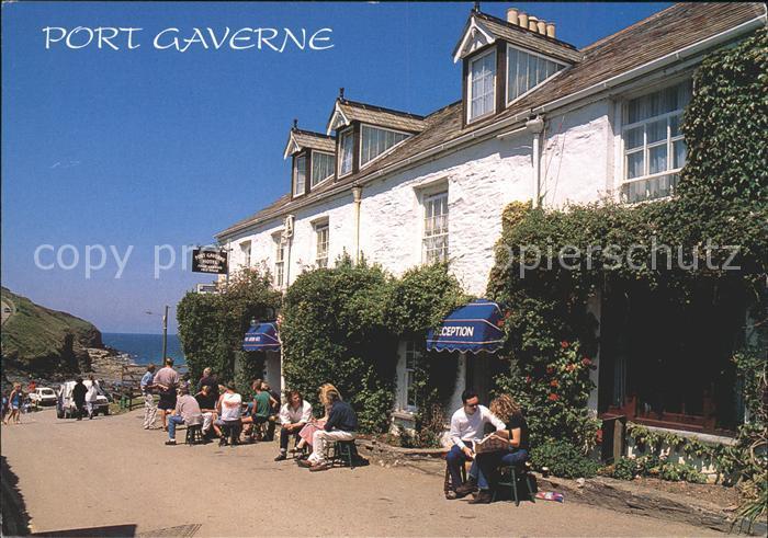 Port Gaverne Hotel Restaurant