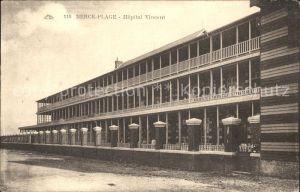 Berck-Plage Hopital Vincent / Berck /Arrond. de Montreuil