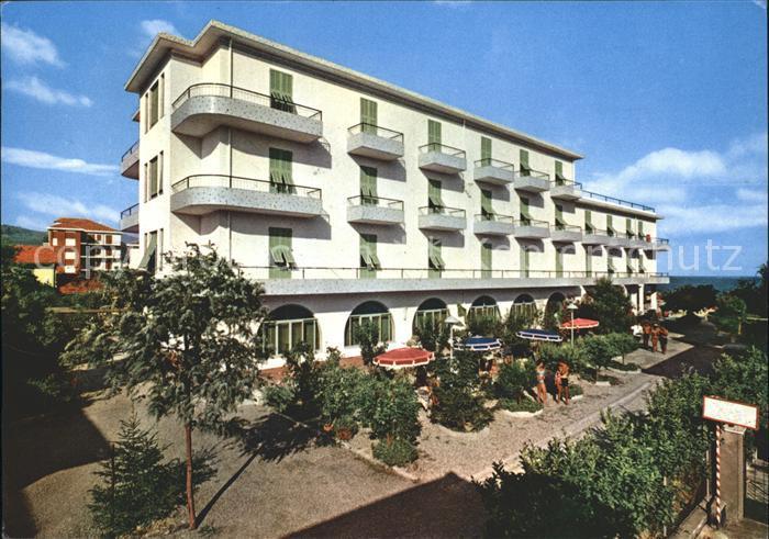 Diano Marina Hotel Gabriella Kat. Italien
