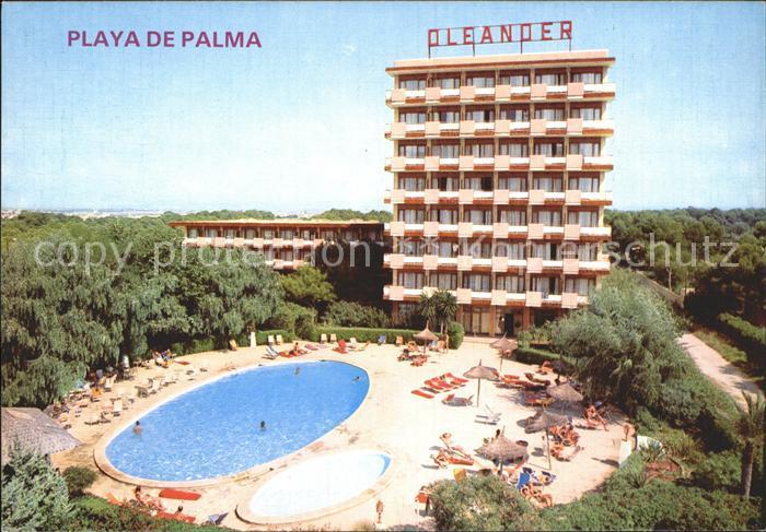 Hotel Oleander Palma De Mallorca Spanien