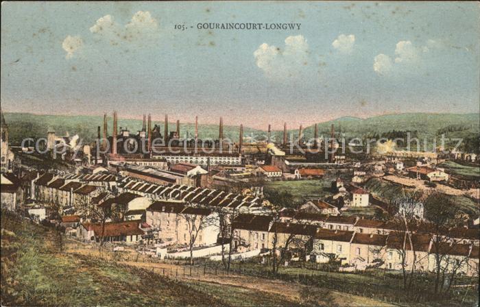 Longwy Gouraincourt Industrie