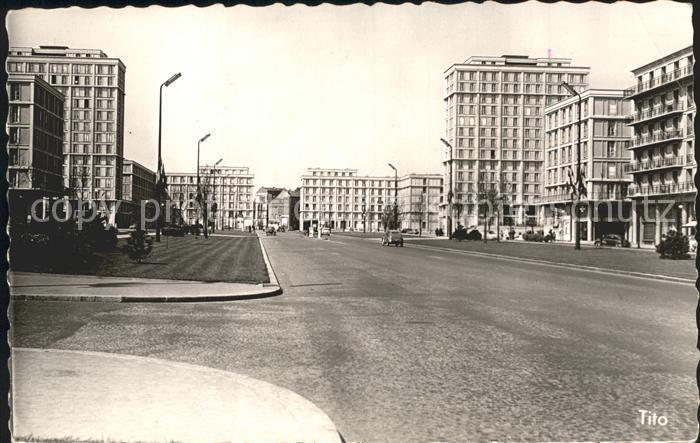 Le Havre Boulevard Foch Kat. Le Havre