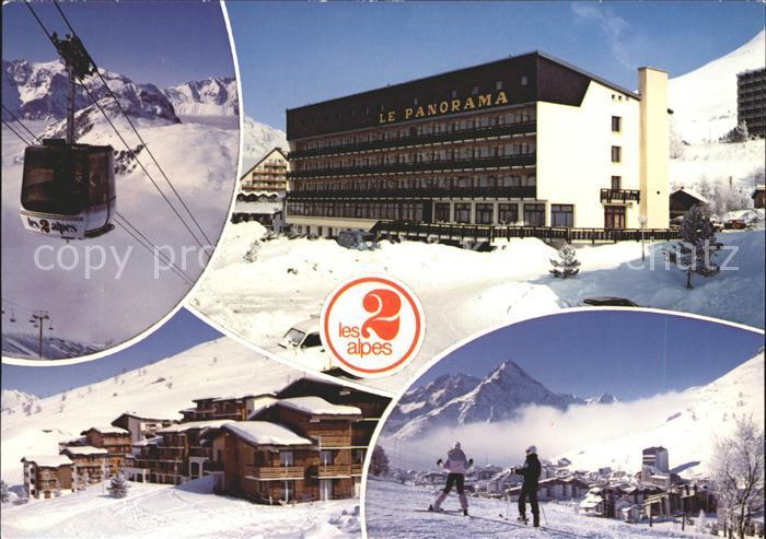 Les Deux Alpes Setalp Panorama Setlise La Voie Lactee Kat. Les Deux Alpes
