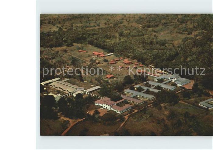 Tansania Spital Ifakara  Kat. Tansania