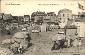 Rochebonne Parame La Plage Cote d Emeraude Kat. Parame Saint Malo