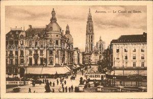 Anvers Antwerpen Le Canal au Sucre Kat.