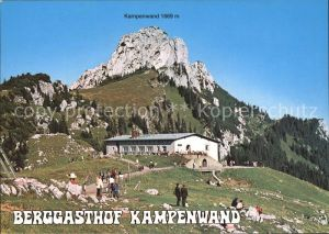 Kampenwand Chiemgau Gasthaus Aschau Kat. Aschau i.Chiemgau