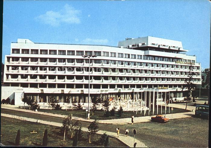 Bulgarien Hotel Kasanlyk / Bulgarien /